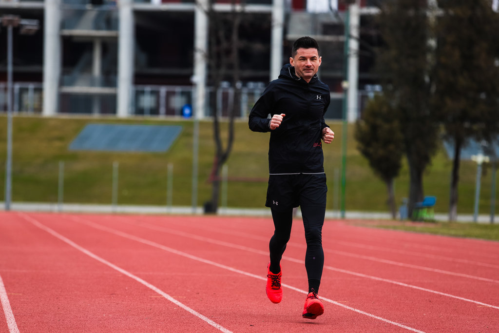 Bogdan nu îndrăznea să viseze că va ajunge la 50 de kilometri!