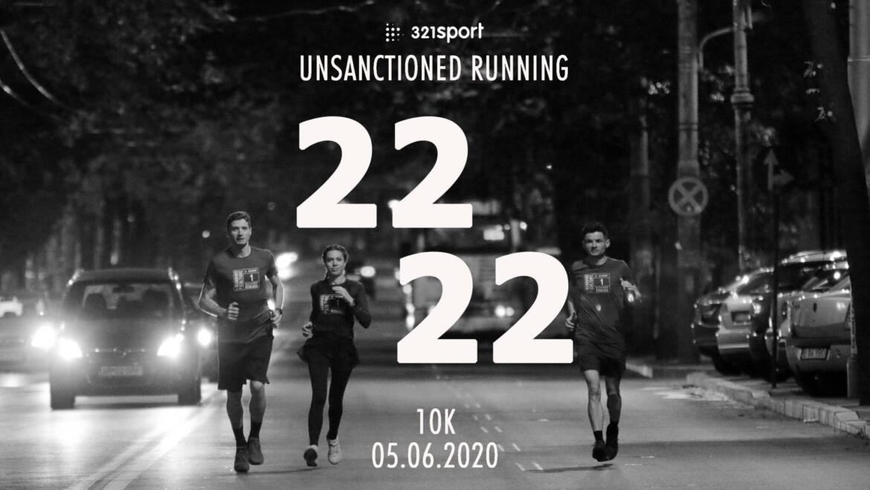 22:22 / 10K / 321sport Unsanctioned Running