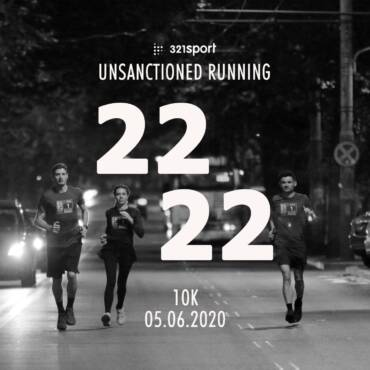 22:22 / 10K / 321sport Unsanctioned Running