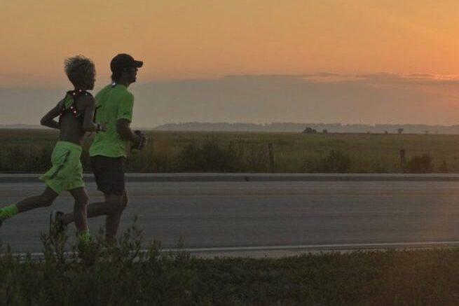#RunningCulture: Gavin Moore, puștiul care a câștigat o cursă nebună de 80 de kilometri!