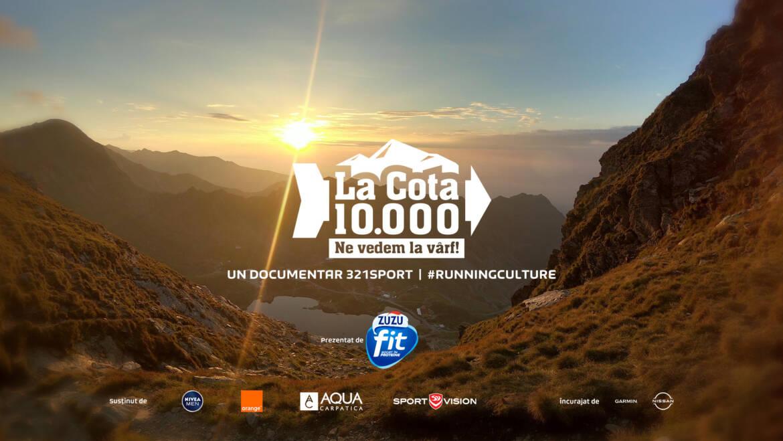 La Cota 10.000 – Ne vedem la vârf / Documentar de alergare montană