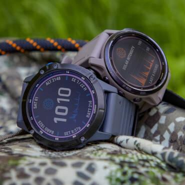 A spus cineva încărcare solară pentru smartwatch-uri multisport și de aventură?