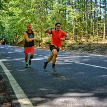 Cum au fost cei 92,15 kilometri alergați de Alin la The speed Project cu 321sport?
