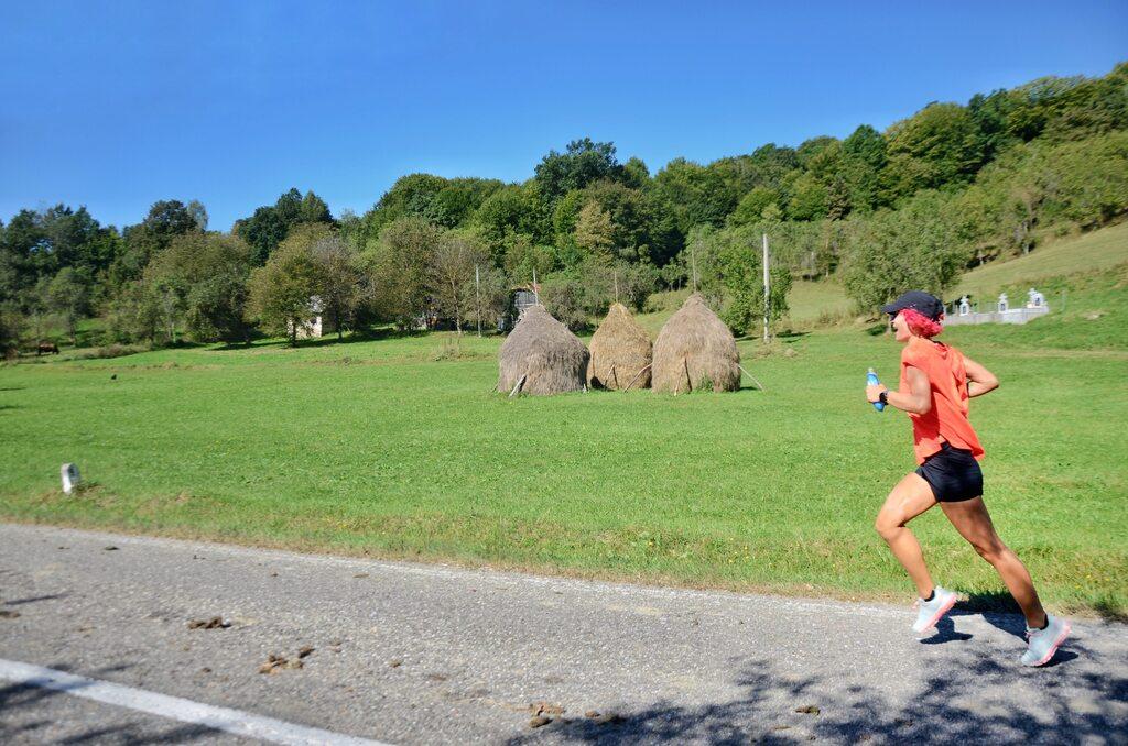 Cum au arătat cei 82,66 kilometri alergați de Kami la The speed Project cu 321sport?