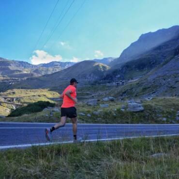 Povestea celor 98,83 de kilometri alergați de Ciprian la The speed Project cu 321sport