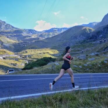 Monica Dănică a făcut senzație la The speed Project by 321sport alergând 80 de kilometri!