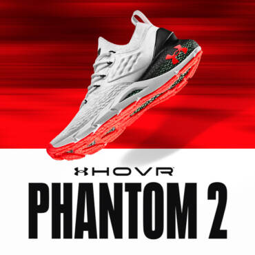 Îndeplinește-ți obiectivele de alergare și antrenament cu UA HOVR Phantom 2!