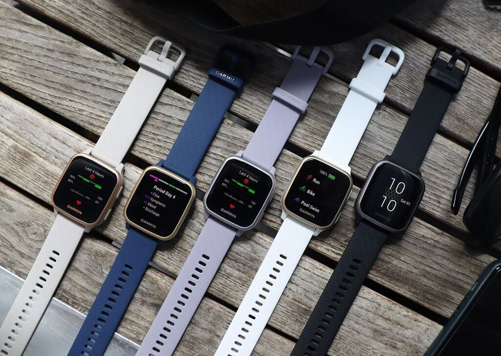 Un nou smartwatch pentru sportivi de la Garmin: Venu Sq!
