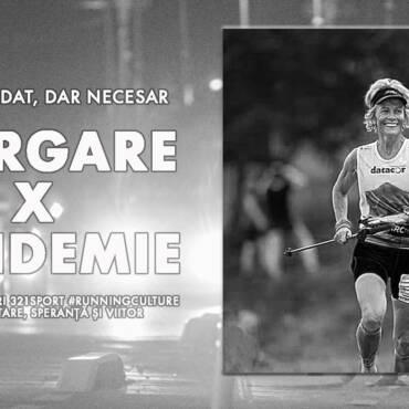 Paraschiva Borș, mamă și bunică: o maratonistă care ne inspiră pe toți